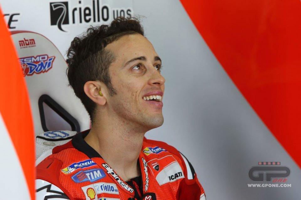 Gp d'Austria, Iannone alla prima vittoria in Ducati
