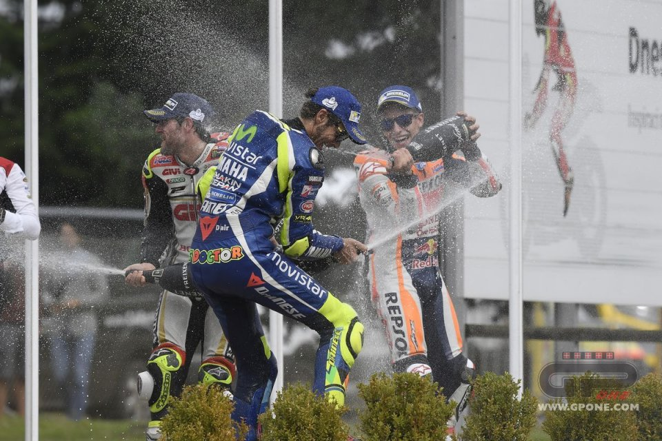 Cal Crutchlow claims Czech Grand Prix for maiden MotoGP win