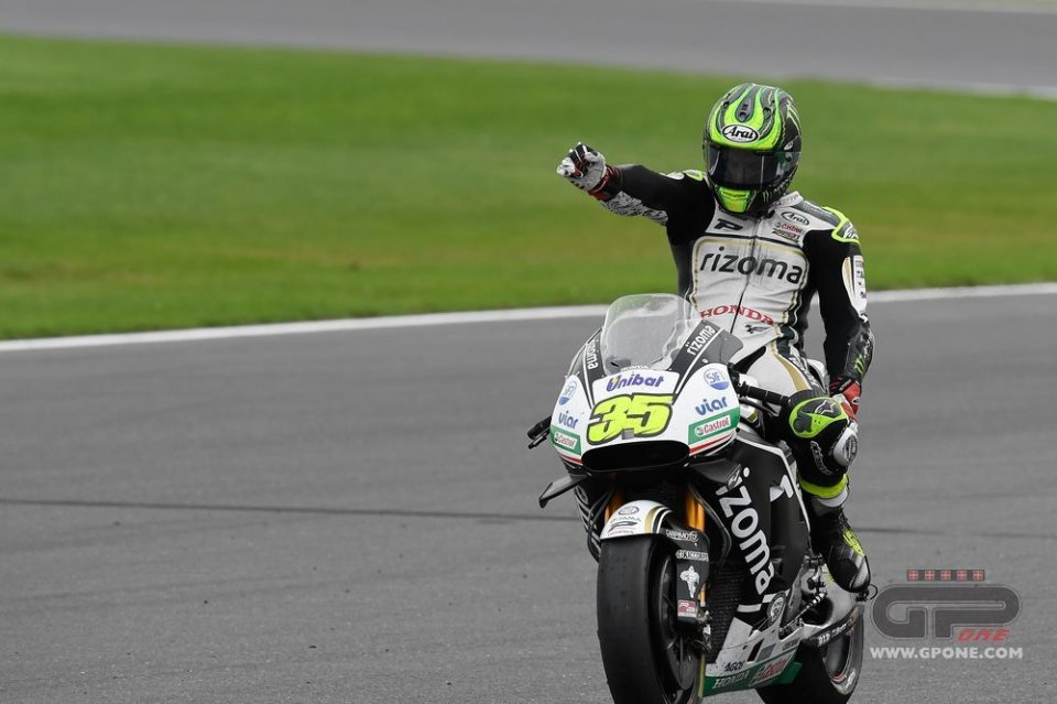 Motorcycling: Crutchlow on pole for home British GP