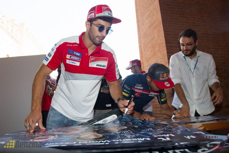 Motogp: San Marino , Espargaro il più veloce
