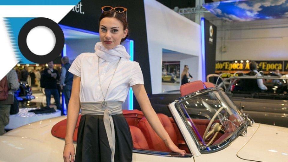 Moto - News: Auto e Moto d'Epoca, al via la 33esima edizione