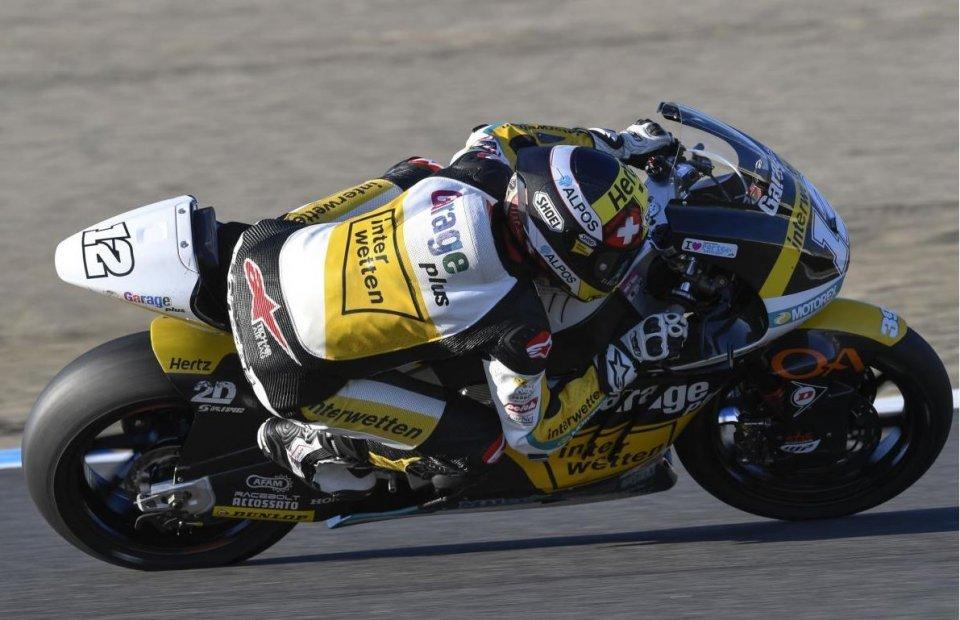 Moto2: pole Zarco,poi Luthi e Morbidelli