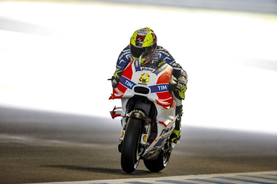 Barbera: La Ducati GP16? E' un altro mondo
