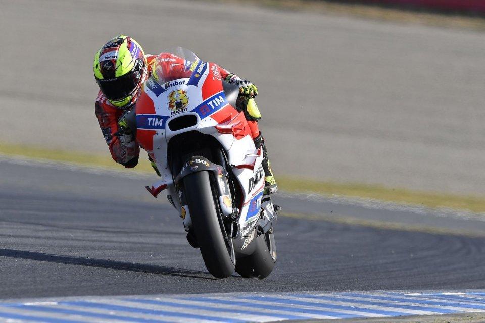 Iannone, niente Australia Ducati con Barbera