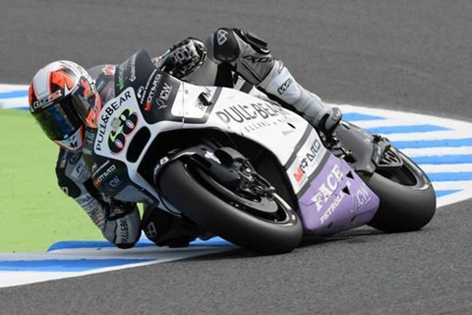 MotoGP, Yonny Hernandez lascia la MotoGP e torna in Moto2