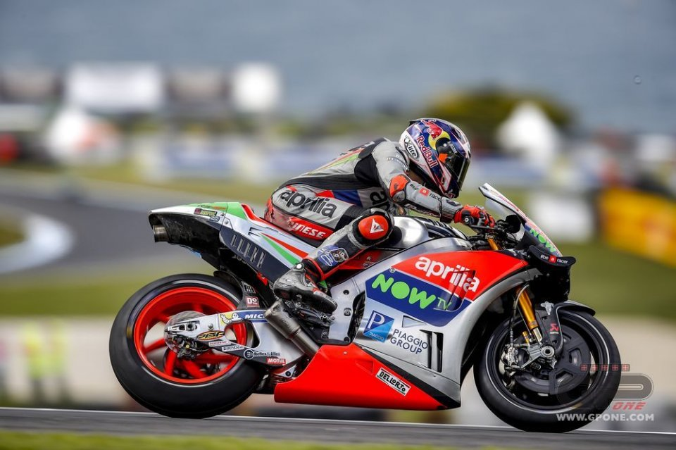 Bradl: I don't know what to expect for the race