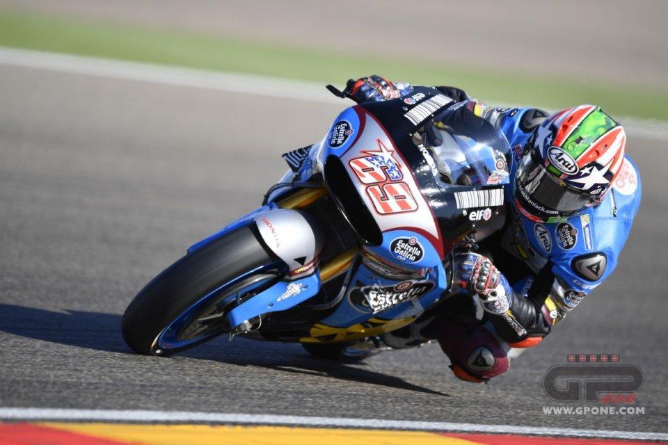 MotoGP Australia: Hayden al posto di Pedrosa