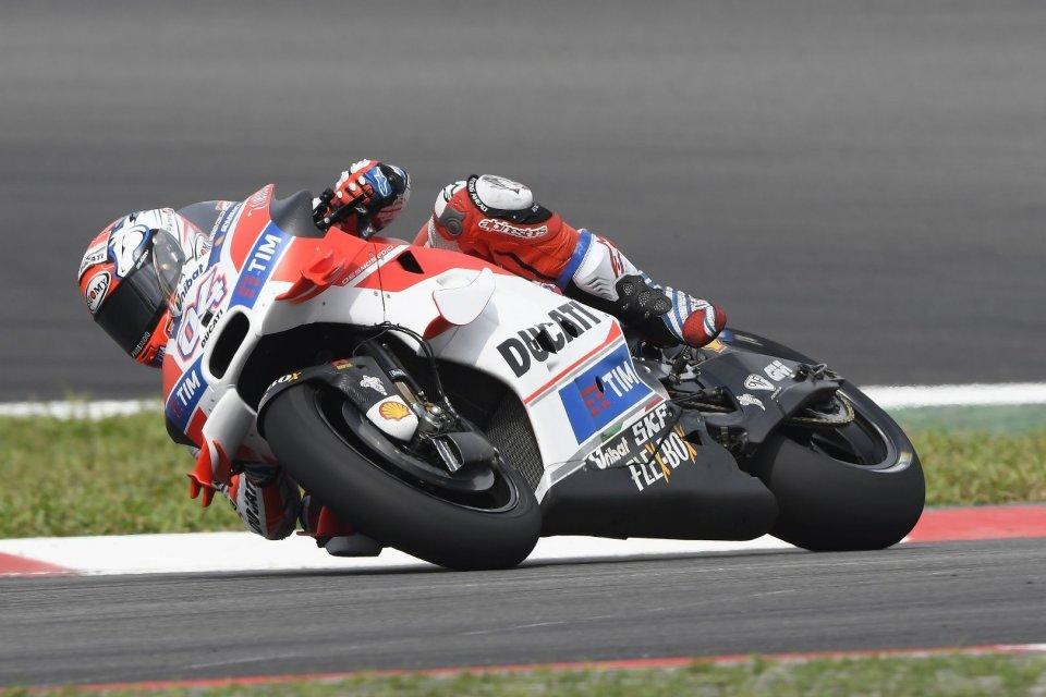 MotoGp Malesia, Marquez: