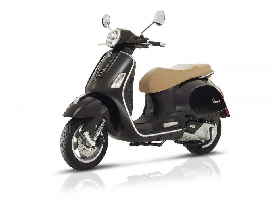 Moto - Scooter: Vespa GTS 125 e 150 m.y. 2017