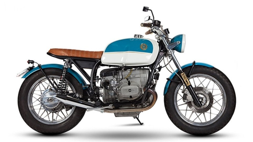 Moto - News: BMW R100 RS by Maria Motorcycles