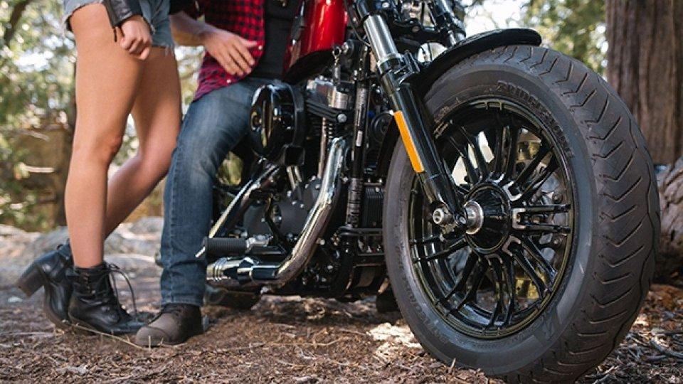 Moto - News: Bridgestone a Eicma con la nuova gamma pneumatici