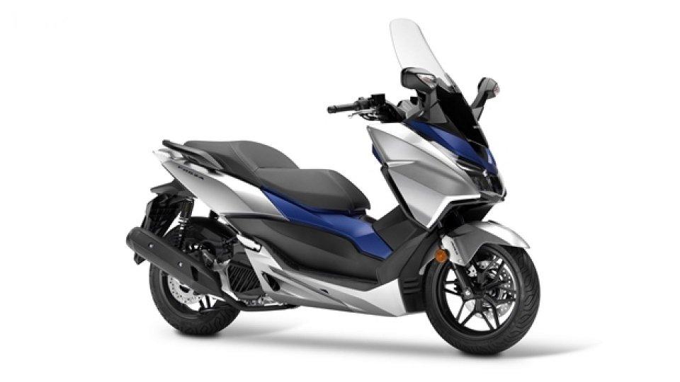 Moto - News: Honda Forza 125 2017
