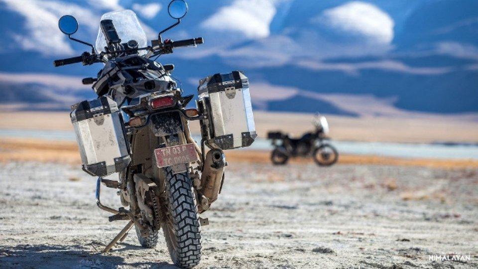 Moto - News: Royal Enfield Himalayan 2017