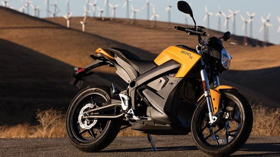Moto - News: Zero Motorcycles: le novità 2017