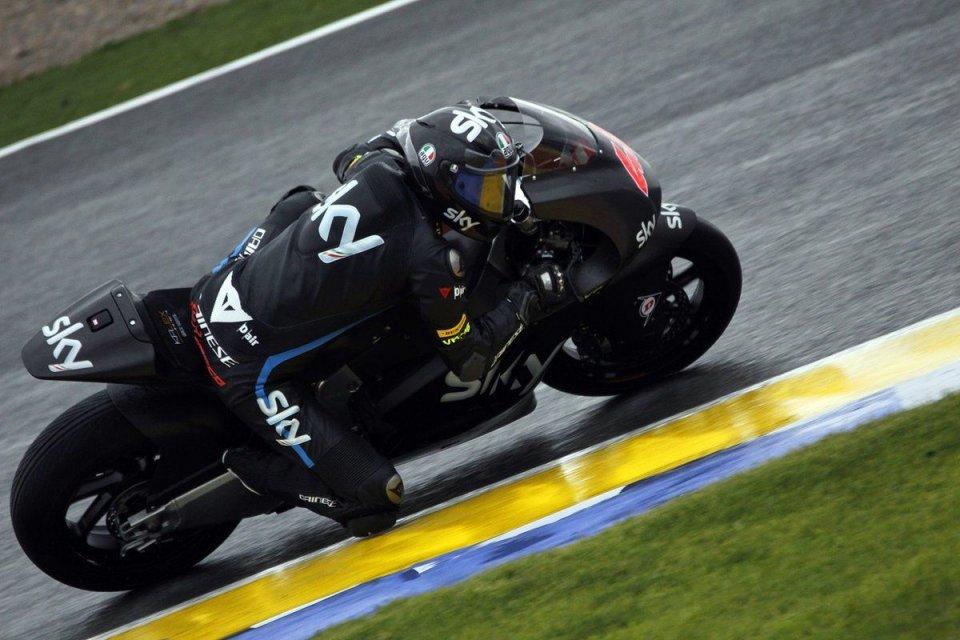 Moto3: rientro col botto per Romano Fenati