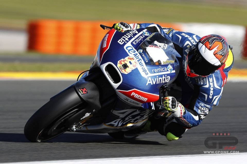 Jerez test: Barbera closes in front, Petrucci on the GP17