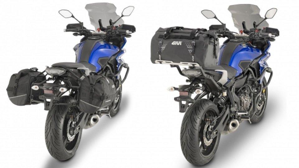 Moto - News: GIVI Ultima-T, la nuova linea di borse morbide