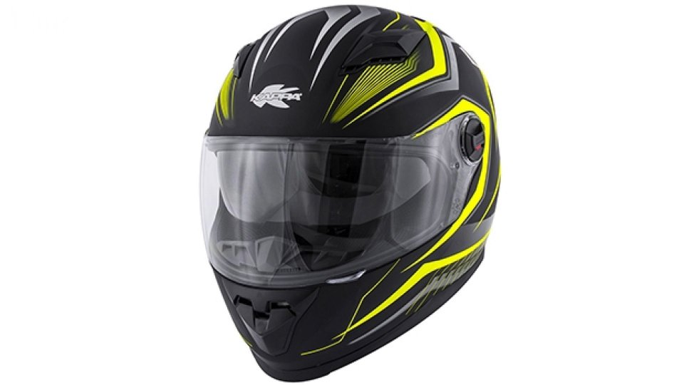 Moto - News: Kappa KV27 Denver, il nuovo casco integrale economico