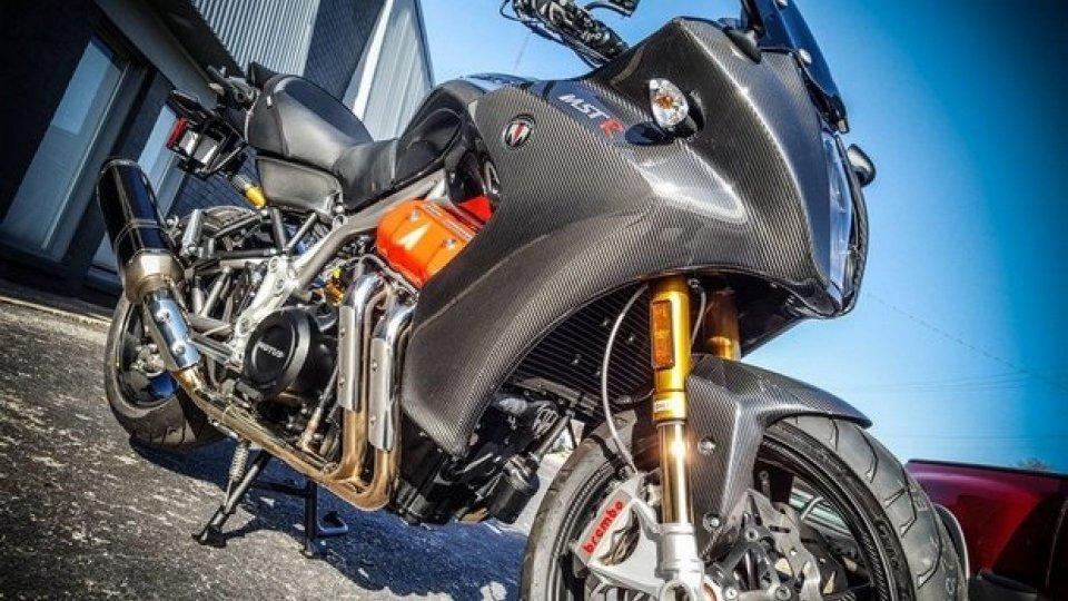 Moto - News: Motus MST-R 2017 in fibra di carbonio