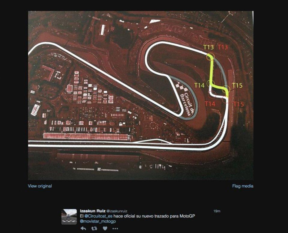 Circuito di Barcellona: approvata la chicane in stile F1