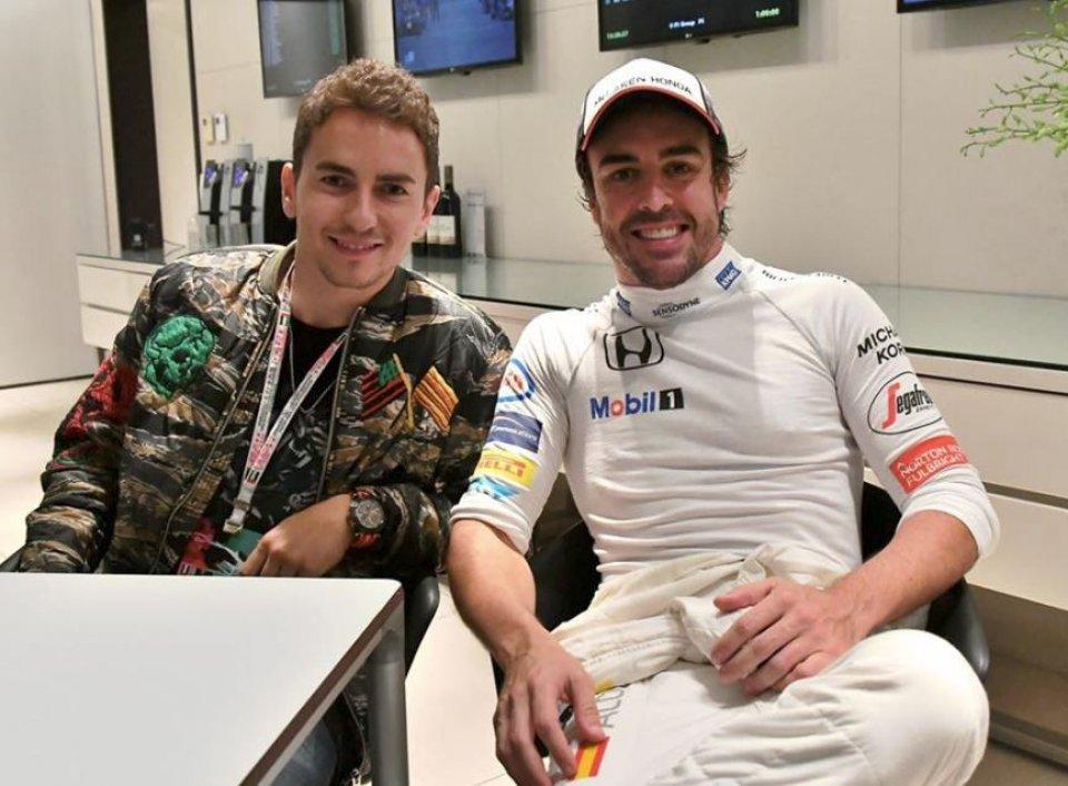 """Lorenzo: """"The Ducati is like the Ferrari, one of a kind"""""""
