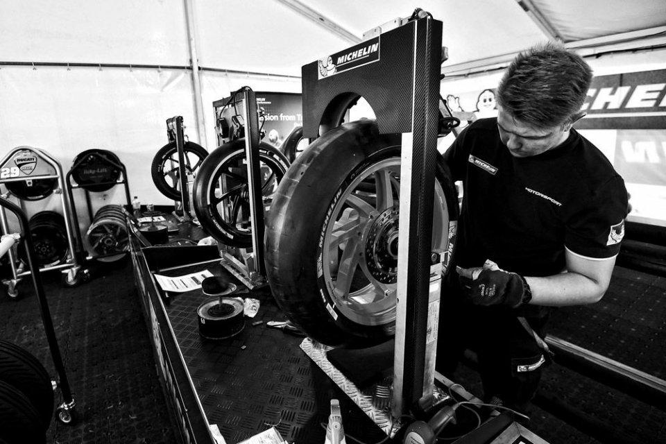 MotoGP 2017, niente più segreti sulle Michelin usate dai piloti