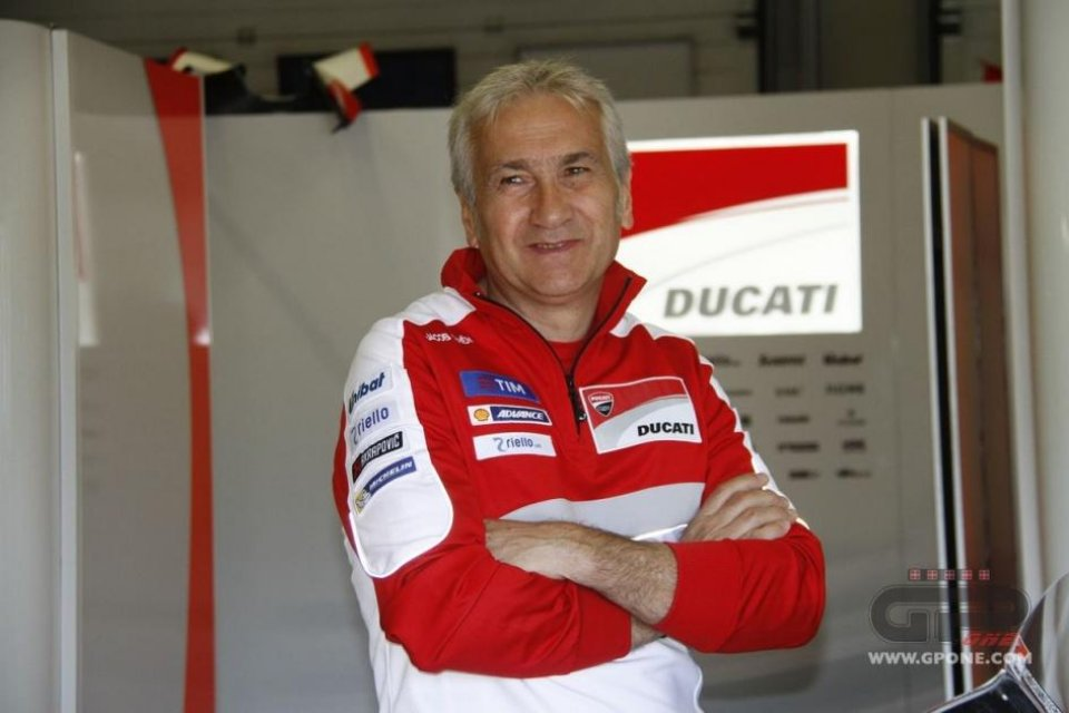 Tardozzi: Ducati will fly even without wings