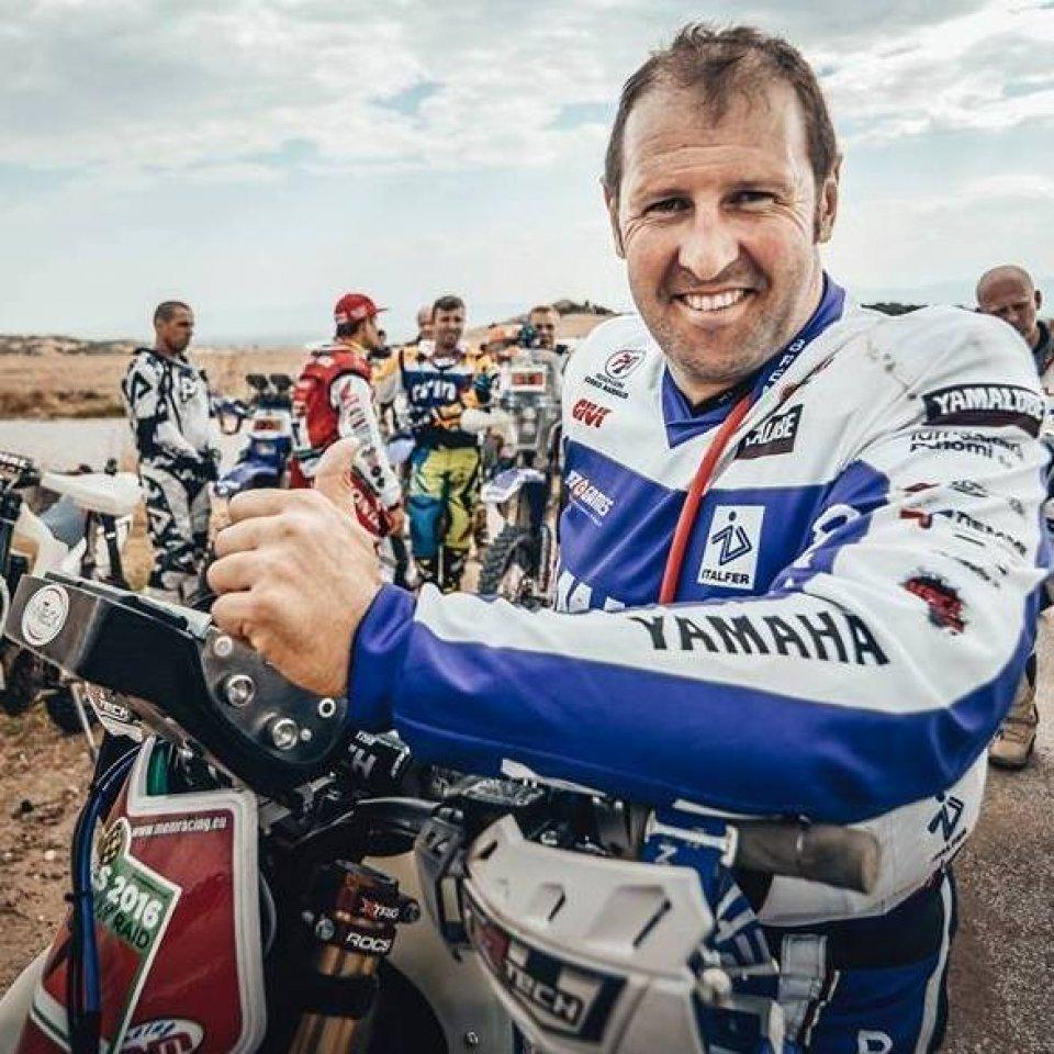 """Dakar: Botturi: """"La Dakar 2017 sarà quella del riscatto"""""""