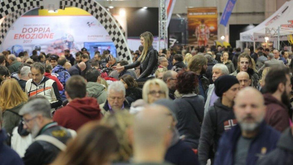 Moto - News: Motor Bike Expo 2017: 160.000 visitatori, nuovo record