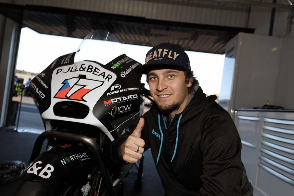 Abraham: I couldn't stay in SBK, MotoGP is better