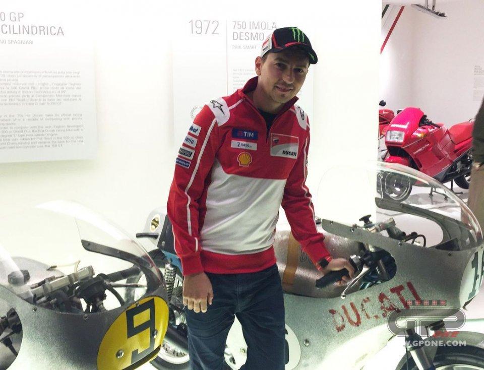Ducati MotoGP: la presentazione in diretta!