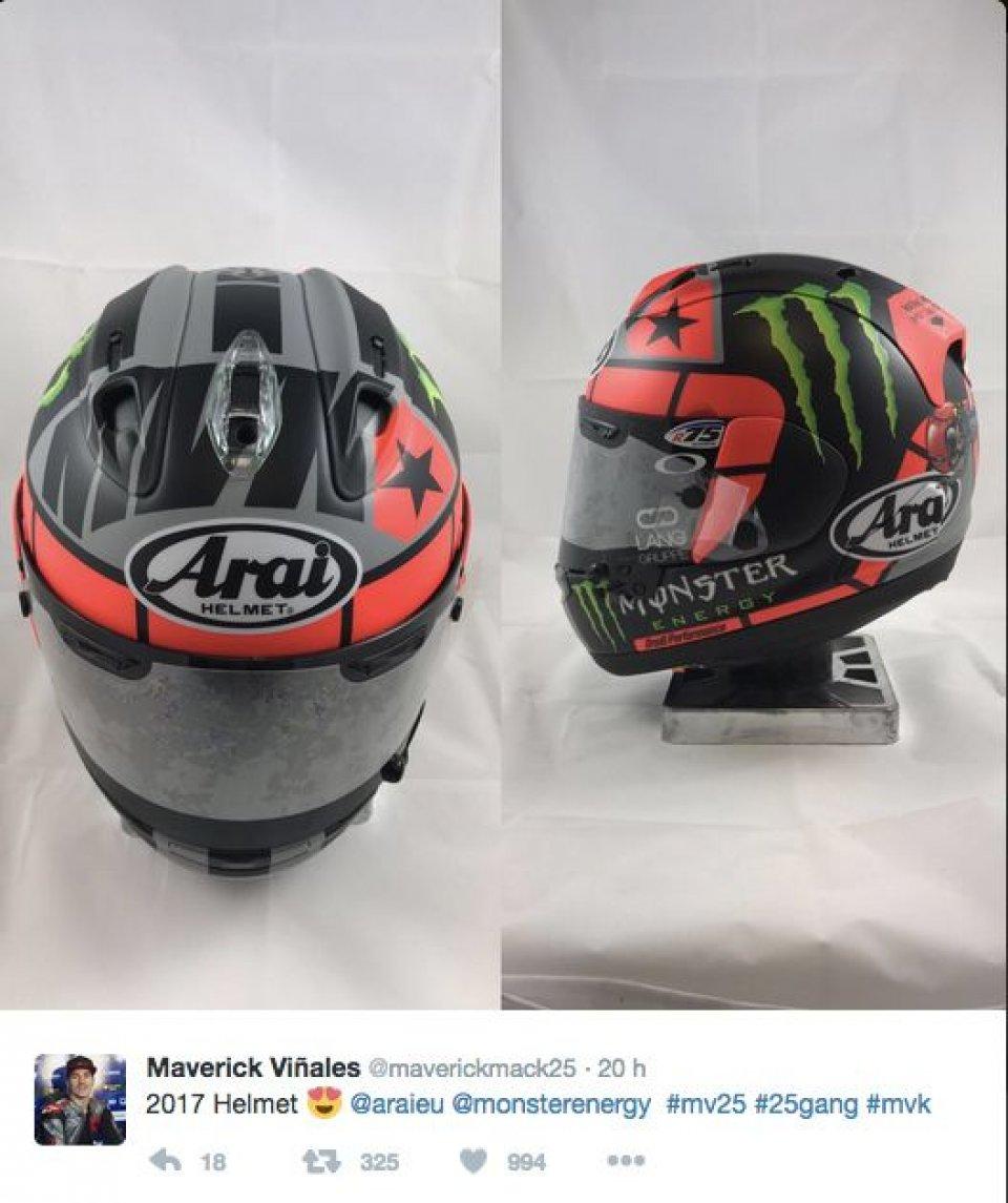 MotoGP, ecco la nuova Yamaha M1. Rossi: