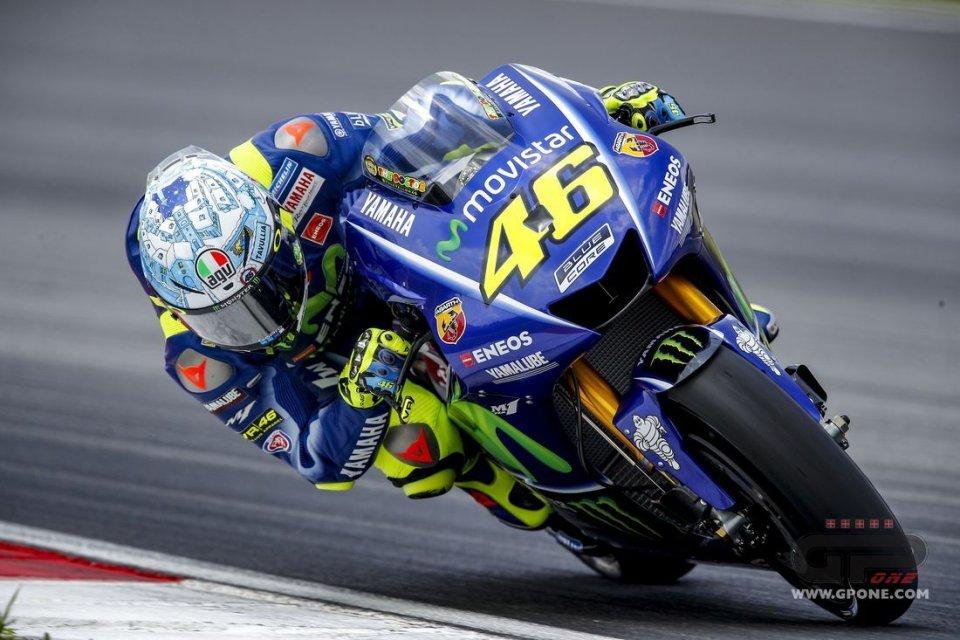 MotoGP: Rossi: Stoner? è un gran bene che non corra