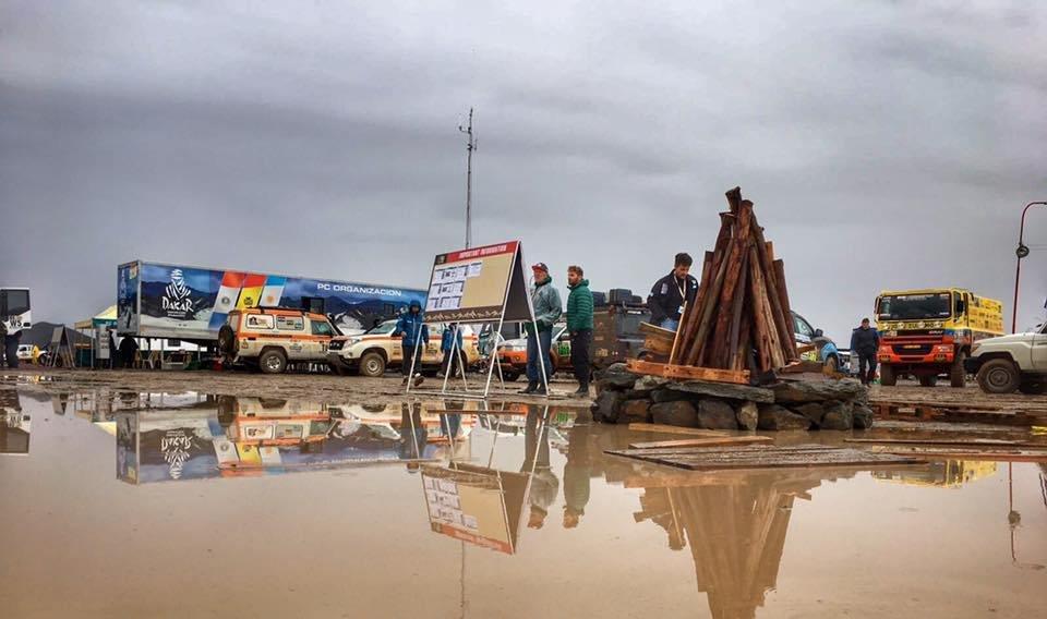 Dakar, salta la sesta tappa: condizioni proibitive