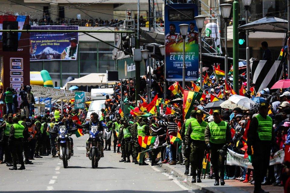 Dakar: La Dakar ricarica le batterie per il gran finale