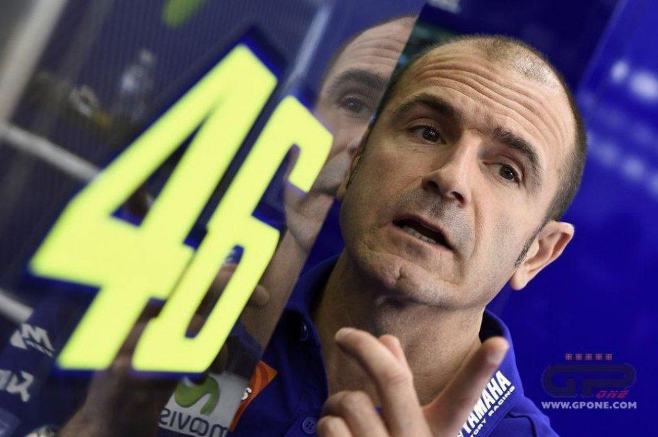"MotoGP: Meregalli: ""Rossi behind Vinales? Don't underestimate him"""