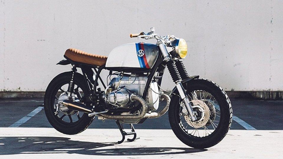 Moto - News: BMW R100 by Untitled