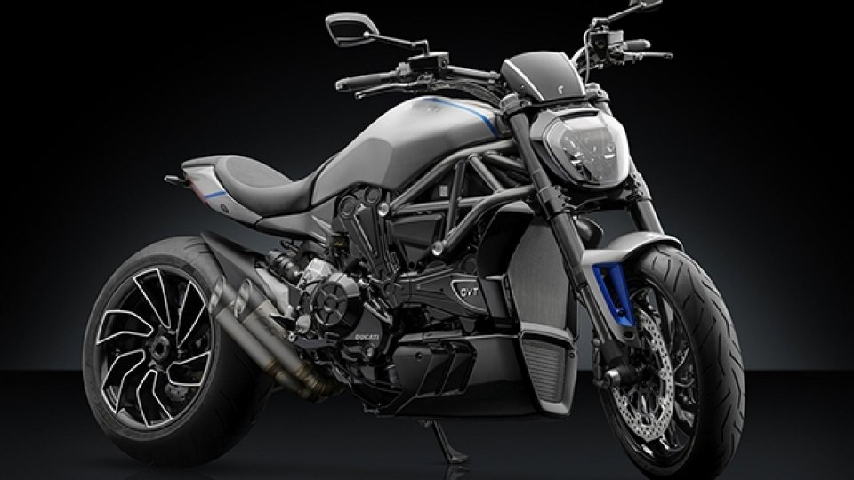 Moto - News: Rizoma, il nuovo kit per la Ducati XDiavel