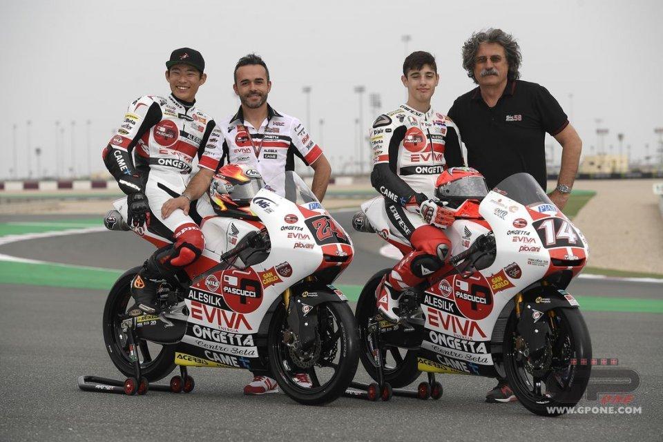 Moto3: Paolo Simoncelli: in Qatar Marco era con noi