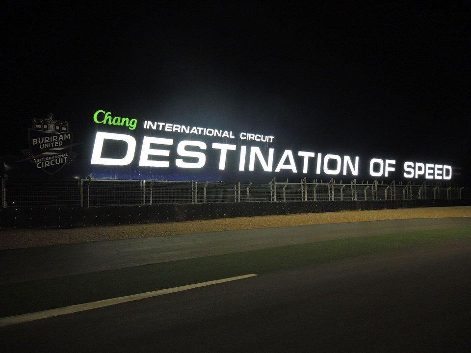 SBK: Pirelli in Thailandia con oltre 2500 pneumatici