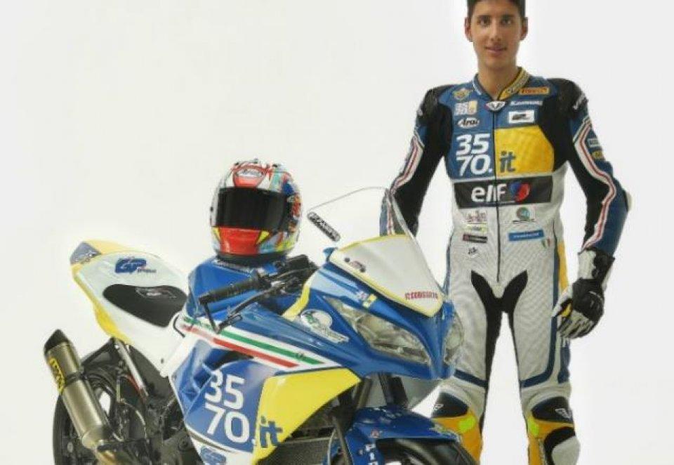 SBK: Paolo Grassia domina la SS300 ad Aragon