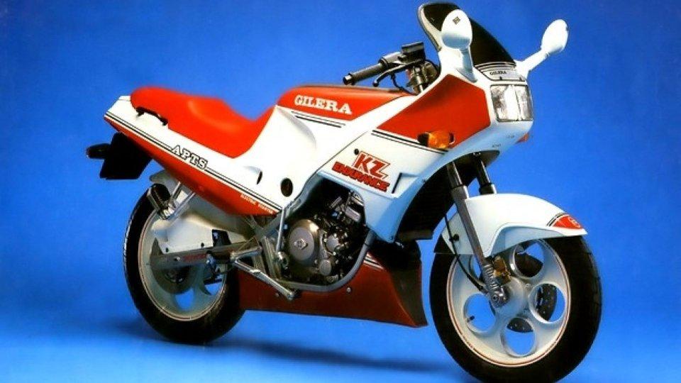 Moto - News: Gilera KZ 125: l'inizio di un'era