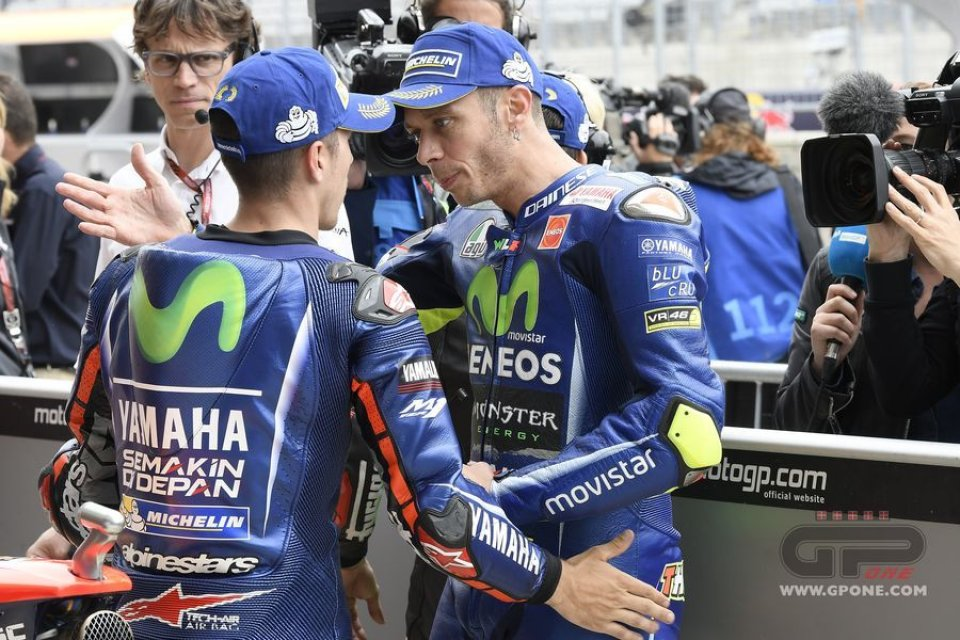 MotoGP: Rossi: Vinales e Marquez? dovrò anche guardarmi le spalle