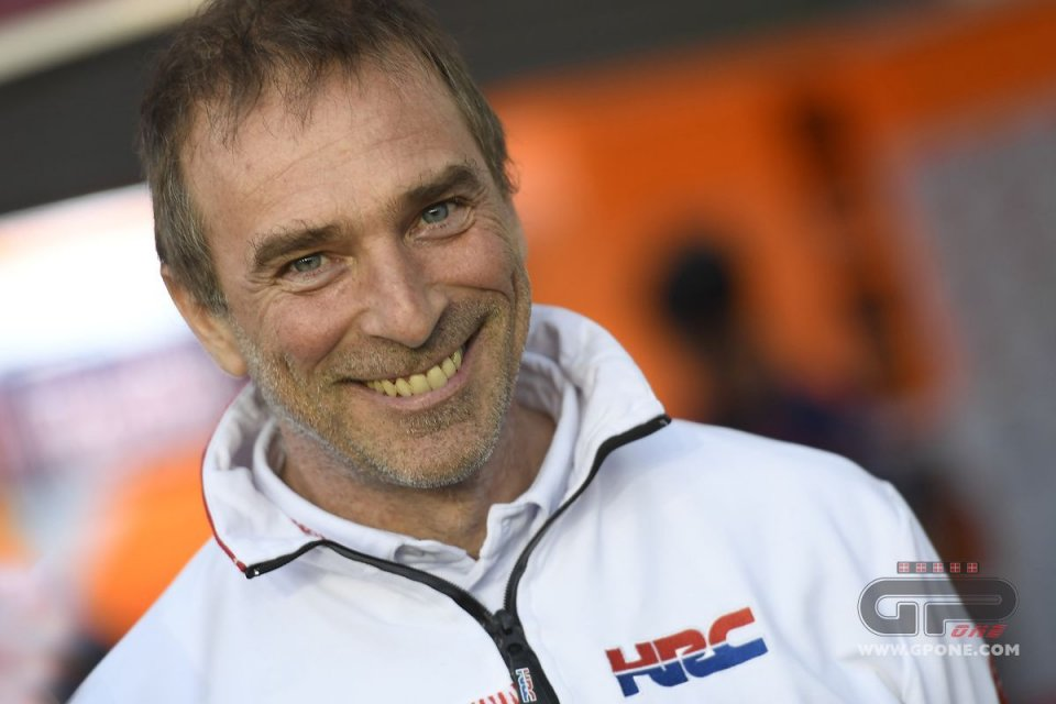 MotoGP: Dopo la duplice caduta, Suppo: Marquez non stava esagerando