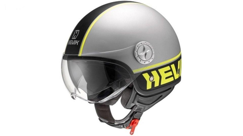 Moto - News: Hevik Cool, il nuovo jet super trendy