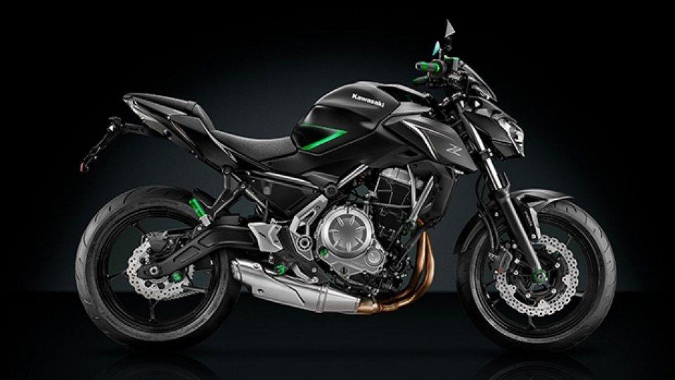 Moto - News: Rizoma, i nuovi accessori per le Kawasaki Z900 e Z650