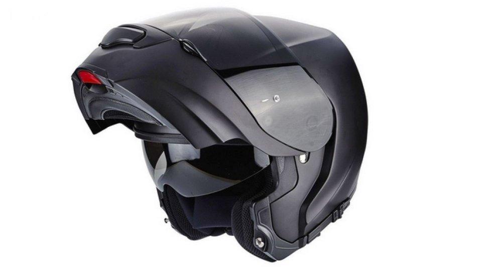 Moto - News: Scorpion Exo 3000 Air, il nuovo apribile è ricco di tecnologia
