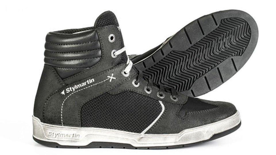 Moto - News: Stylmartin Atom, la scarpa tecnica estiva