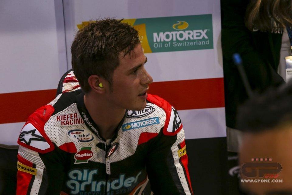 Moto3: Danny Kent correrà a Le Mans con il team KTM Ajo