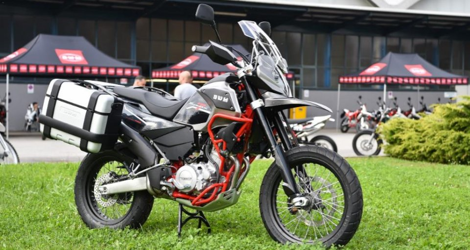 Moto - News: SWM, dal 2014 una nuova vita